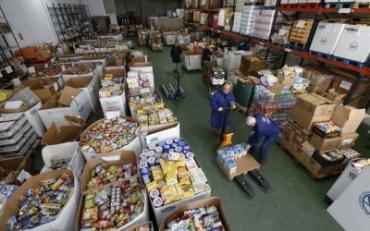 Nexxus Iberia en el Banco de Alimentos